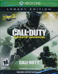 call of duty infinite warfare black friday amazon call of duty infinite warfare legacy edition xbox one us