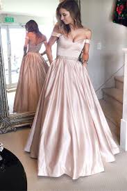simple graduation dresses two pieces sleeves lace top and satin prom dress party