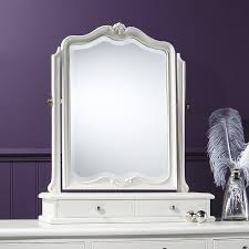 chic dressing table mirror from 289 luxury table mirrors