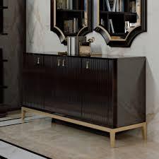 Black Gloss Buffet Sideboard Luxury Buffets U0026 Sideboards Exclusive High End Designer