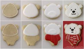 thanksgiving cookie cutters coca cola polar bear cookie tutorial klickitat street