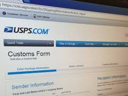 new online customs form coming to usag italy post office article