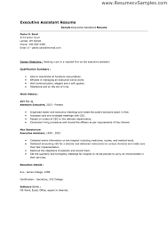 cover letter sle for executive assistant position 28 images