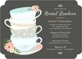 tea party bridal shower invitations bridal tea party invitations and printable tea party bridal shower