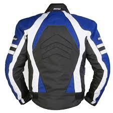blue motorcycle jacket rayven stinger jacket blue 84 99 motorcycle clothing