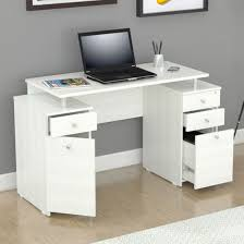White Writing Desk With Hutch by White Writing Desk With Drawers U0026 Storage Gift Ideas For Writers