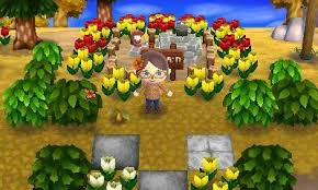 acnl shrubs acnl planting guide animal crossing amino