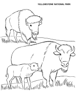 historic us symbols and places coloring pages us historic places