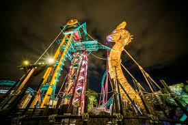 Busch Gardens Family Pass Busch Gardens Summer Nights Begin This Weekend