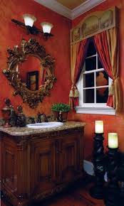 Red White And Blue Bathroom Decor Bathroom Chic Red Bathrooms Decorating Ideas Bathroom Cabinet