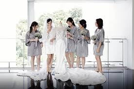 wedding dress bandung the wedding scoop