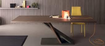 Java Dining Table Java Dining Table In Walnut Wood Veneered And Bronze Metal Shop