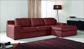 Maroon Leather Sofa Furniture Maroon Leather Sofa Designed In Simple Style Matching