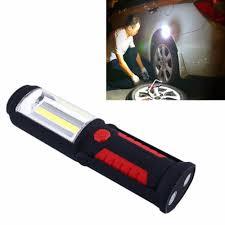 3000 lumen led work light powerful portable 3000 lumens cob led flashlight magnetic