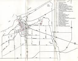 Michigan Indian Tribes Map by The Portable Laporte County C 1978 U2013 Michigan City Public Library