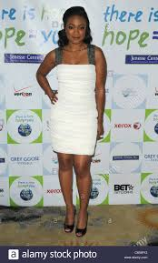 tatyana ali at arrivals for silver rose gala and auction beverly