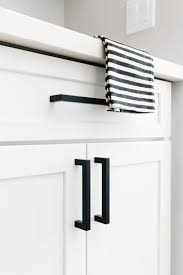 kitchen cabinet knobs black and white our house reveal master bedroom coffee bar the tomkat