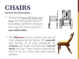 Different Types Of Greek Vases Ancient Greece Interior Design U0026 Furniture