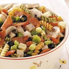Cold Pasta Salad Recipe Cold Pasta Salad Recipes 4 Taste Of Home
