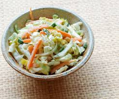 spicy coleslaw tahini dijon dressing the simple veganista