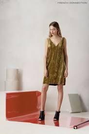 buy women u0027s dresses french connection velvet occasionwear