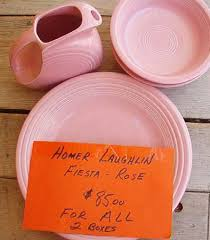fiestaware pink s ebay ezine volume iii issue number 20 the of auctions