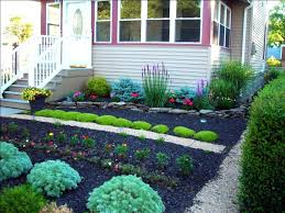 small front yard landscaping ideas no grass garage with carport