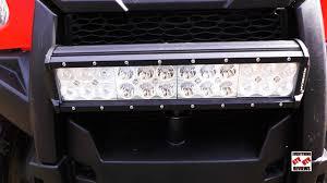 cree light bar review light bar review factory atv utv lights vs auxbeam cree led