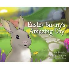 easter bunny book bunny s amazing day