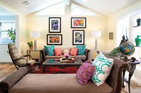 living room glamorous what wall colors go with light brown