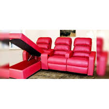 sofa set launcher recliner sofa set at rs 100000 recliner sofa