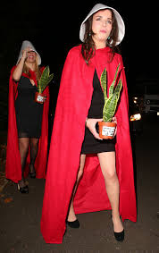 aisling bea at jonathan ross halloween party in london 10 31 2017