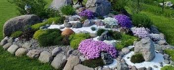 Rock Gardens On Slopes Rock Gardens On Slopes Archives Home Decoration 17