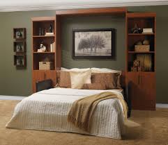Closet Behind Bed Lovely Bed In Closet Ideas 19 In Interior Designing Home Ideas