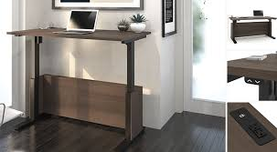 Motorized Sit Stand Desk Comfort Height Costco