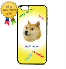 What Is Doge Meme - doge meme shiba inu dog phone case galaxy s note edge iphone 5 6 7 8