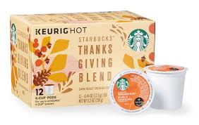 2017 starbucks thanksgiving blend whole bean coffee