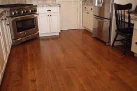 Laminated Oak Flooring Decking Dark Varnished Mahogany Wood Flooring Interior Handsome