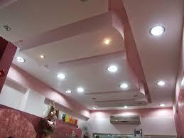 False Ceiling Design with Lighting