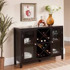 Aria Buffet Discount by K U0026b Black Console Table By K And B Furniture Co Inc Kitchen