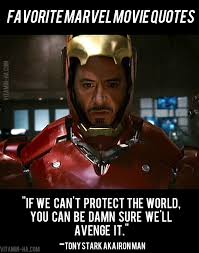 Funny Superhero Memes - favorite marvel movie quotes 2