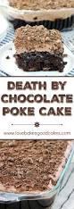 best 25 chocolate poke cakes ideas on pinterest chocolate cake