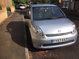 daihatsu sirion 1 0 s u2013 only 78 000 miles 30 tax in