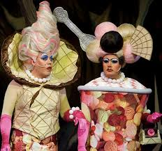 Cinderella Ugly Stepsisters Halloween Costumes Cinderella Pantomime Names Ugly Sisters Beatrice Eugenie