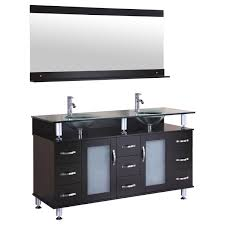 36 X 22 Bathroom Vanity Style 1 Espresso Modern Vanity Cabinets By Lesscare