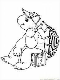 baby turtle coloring pages kids coloring