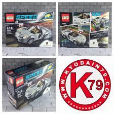 lego speed champions porsche lego 75910 speed champion porsche 918 spyder daftar harga terbaru