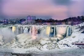 20 spectacular images frozen niagara falls niagara falls