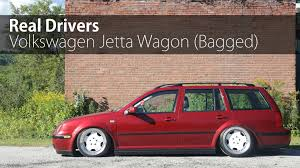 volkswagen jetta hatchback real drivers vw jetta wagon bagged youtube