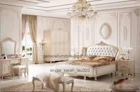 Luxurious Bed Frames Luxury Crown Prince Bed Frame Neoclassical Bedroom Sets